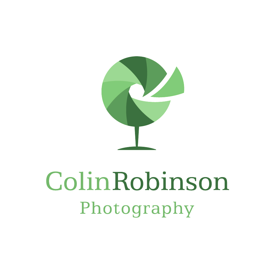 Logo Design by garavi - Entry No. 37 in the Logo Design Contest Colin Robinson Photography.