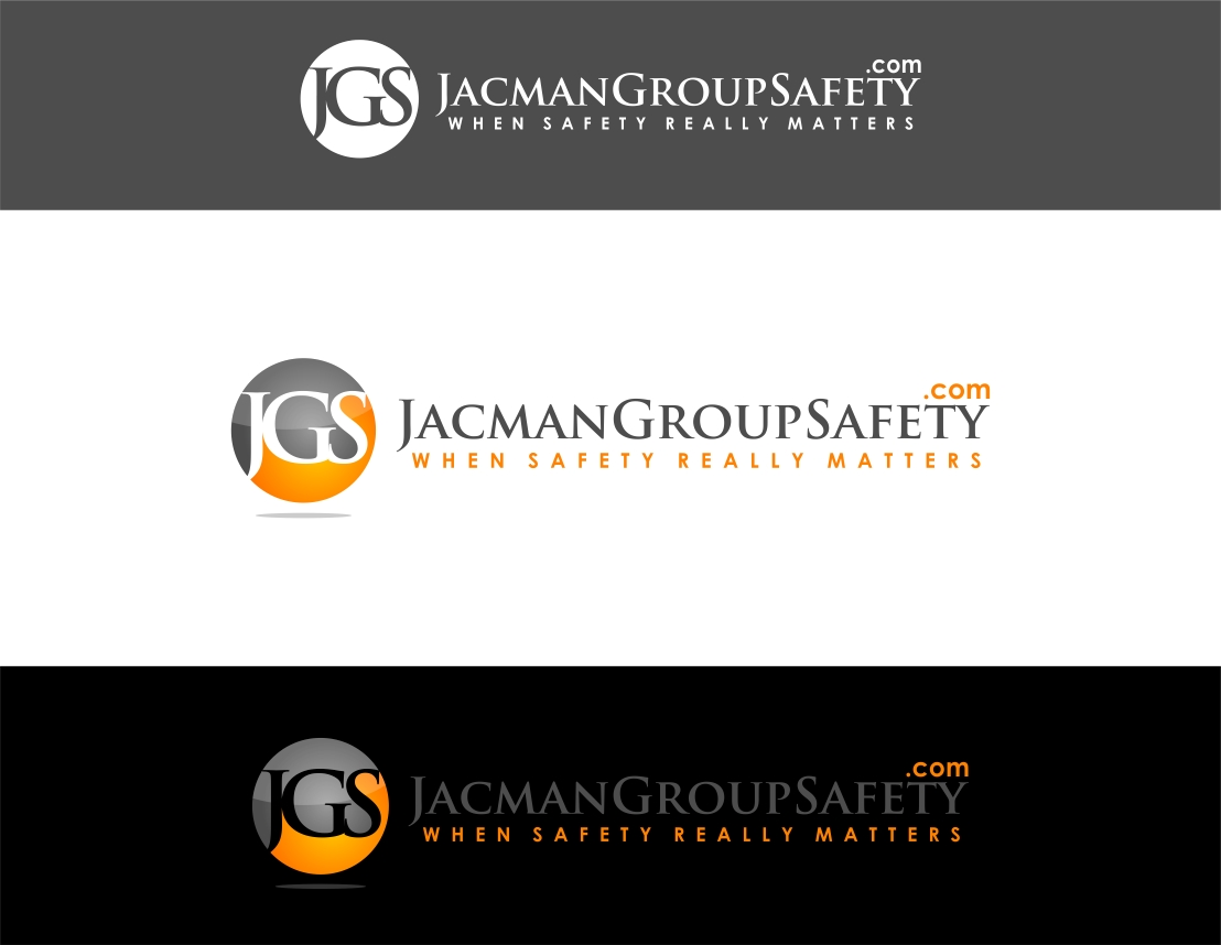 Logo Design by haidu - Entry No. 18 in the Logo Design Contest The Jacman Group Logo Design.
