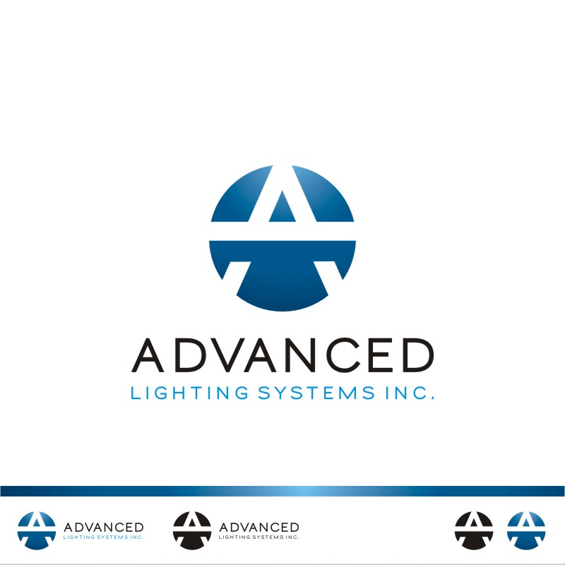 Logo Design by Private User - Entry No. 145 in the Logo Design Contest New Logo Design Needed for  Company Advanced Lighting Systems Inc..