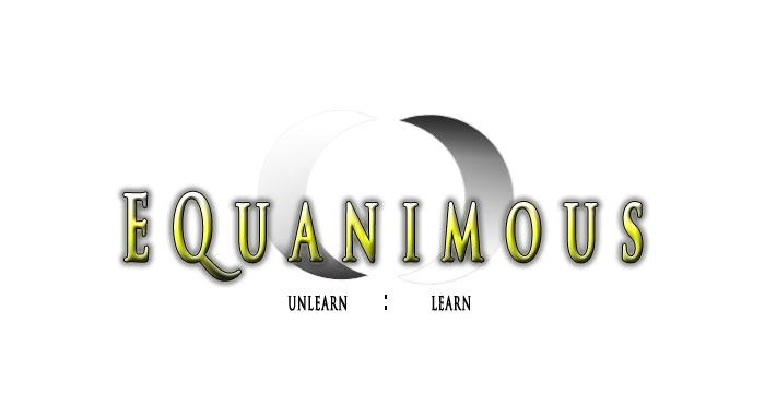 Logo Design by Jc Aquino - Entry No. 433 in the Logo Design Contest Logo Design : EQUANIMOUS : Productivity   Learning   Design.