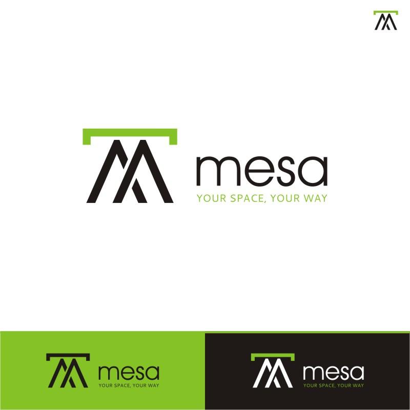 Logo Design by Private User - Entry No. 80 in the Logo Design Contest Logo Design for Mesa.