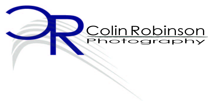 Logo Design by Saunter - Entry No. 41 in the Logo Design Contest Colin Robinson Photography.