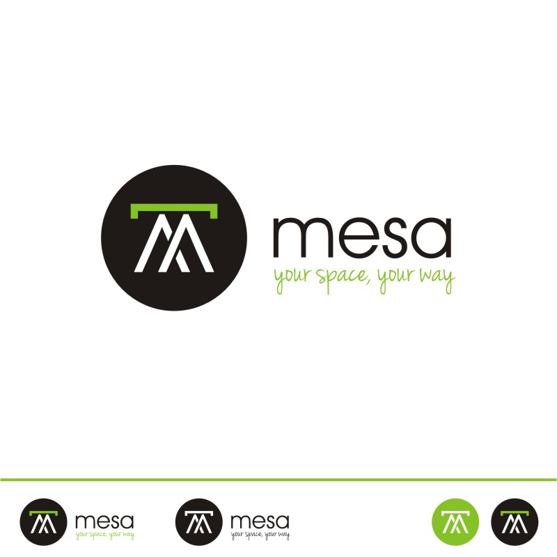 Logo Design by Private User - Entry No. 82 in the Logo Design Contest Logo Design for Mesa.