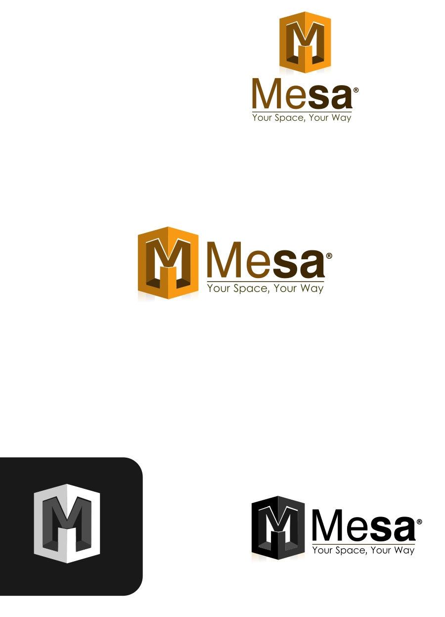 Logo Design by Private User - Entry No. 84 in the Logo Design Contest Logo Design for Mesa.