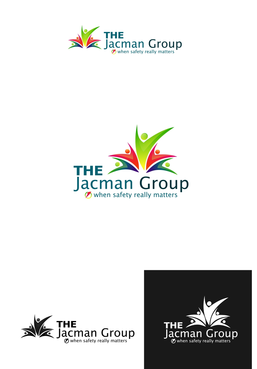 Logo Design by Private User - Entry No. 29 in the Logo Design Contest The Jacman Group Logo Design.