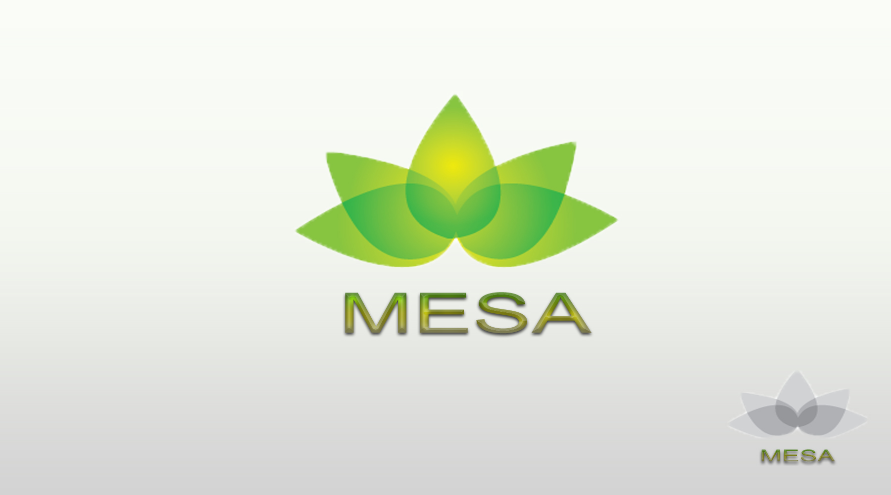 Logo Design by DOUMA AMINE - Entry No. 85 in the Logo Design Contest Logo Design for Mesa.