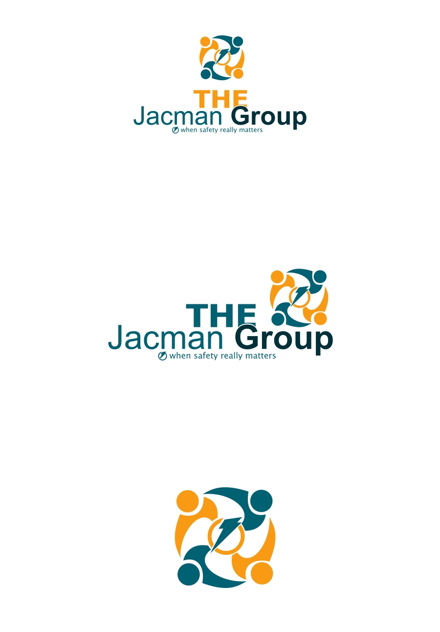 Logo Design Contests The Jacman Group Logo Design