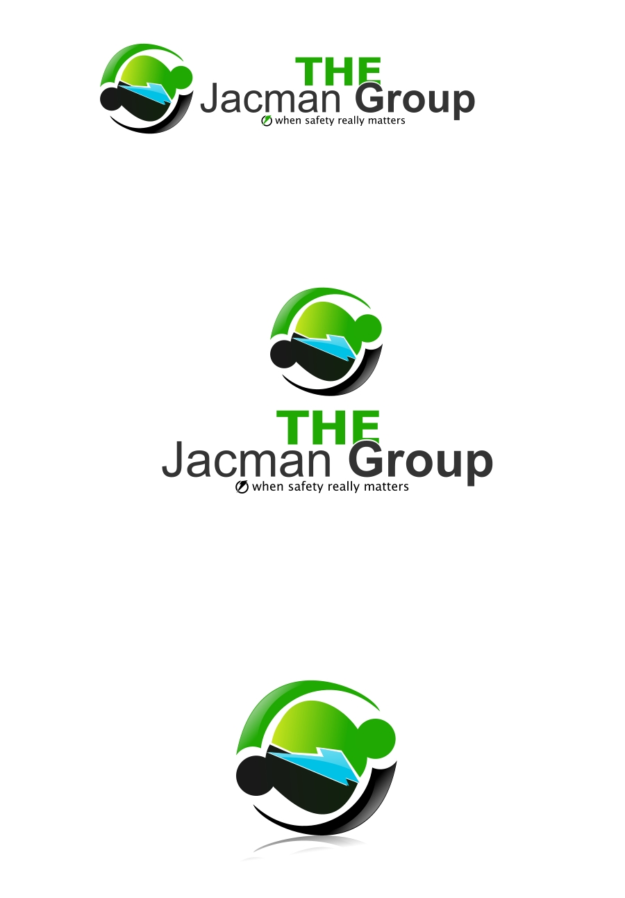 Logo Design by Private User - Entry No. 33 in the Logo Design Contest The Jacman Group Logo Design.