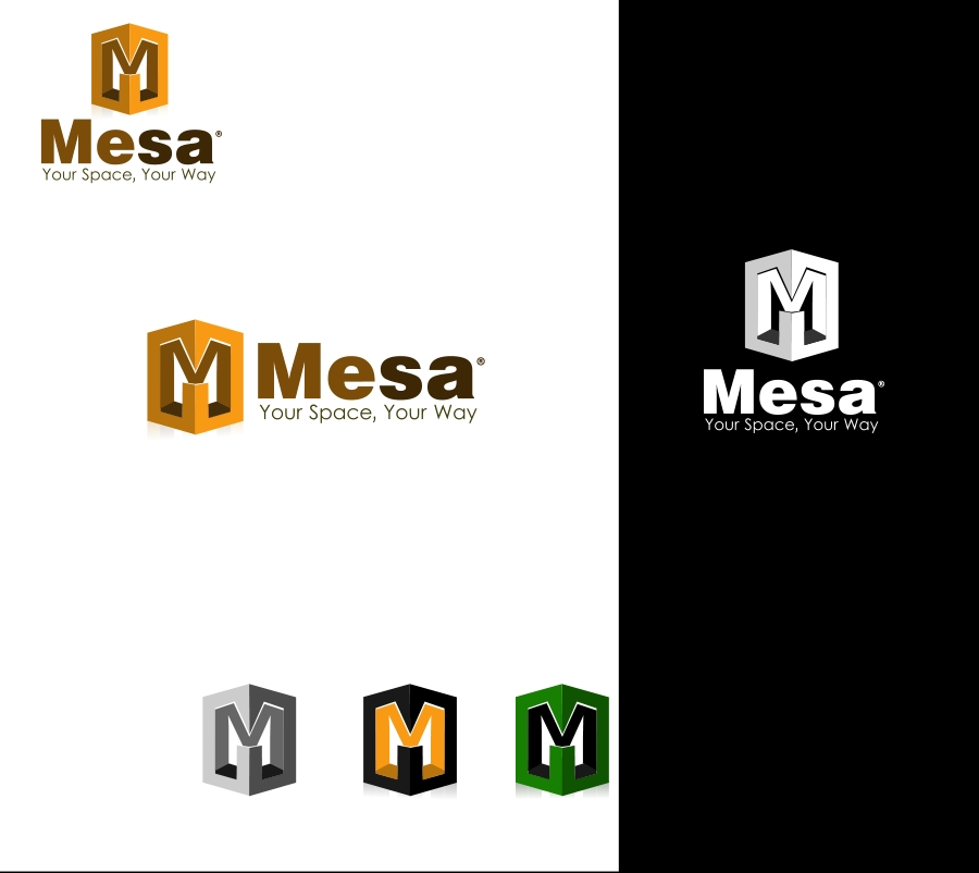 Logo Design by Private User - Entry No. 88 in the Logo Design Contest Logo Design for Mesa.