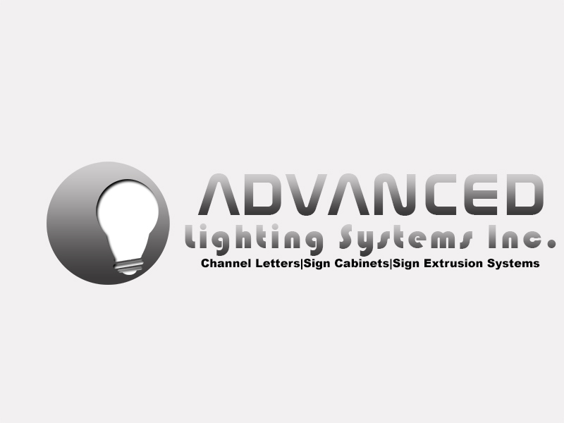 Logo Design by Mythos Designs - Entry No. 151 in the Logo Design Contest New Logo Design Needed for  Company Advanced Lighting Systems Inc..