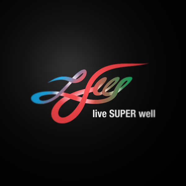 Logo Design by Private User - Entry No. 6 in the Logo Design Contest Unique Logo Design Wanted for Live Super Well.
