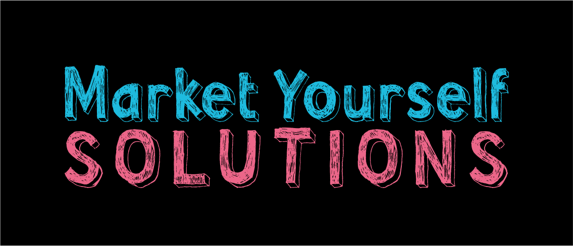 Logo Design by Roshan Maharjan - Entry No. 14 in the Logo Design Contest Fun Logo Design for Market Yourself Solutions.