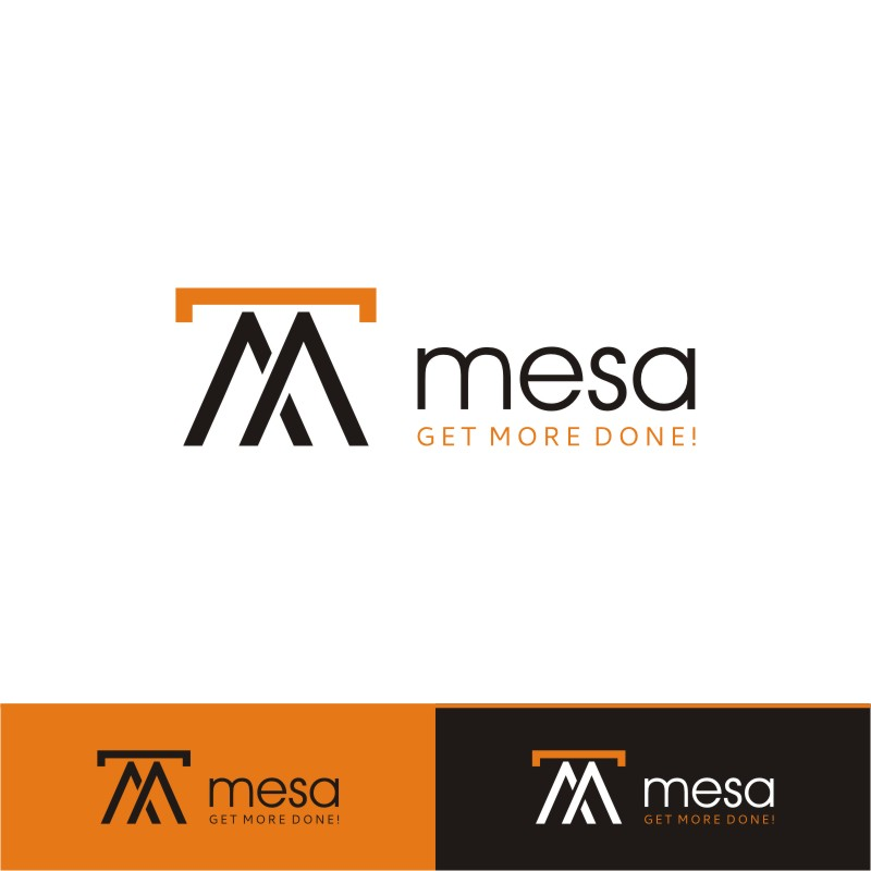 Logo Design by Private User - Entry No. 92 in the Logo Design Contest Logo Design for Mesa.