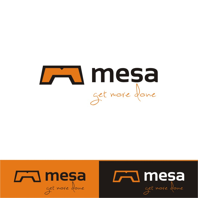 Logo Design by Private User - Entry No. 93 in the Logo Design Contest Logo Design for Mesa.