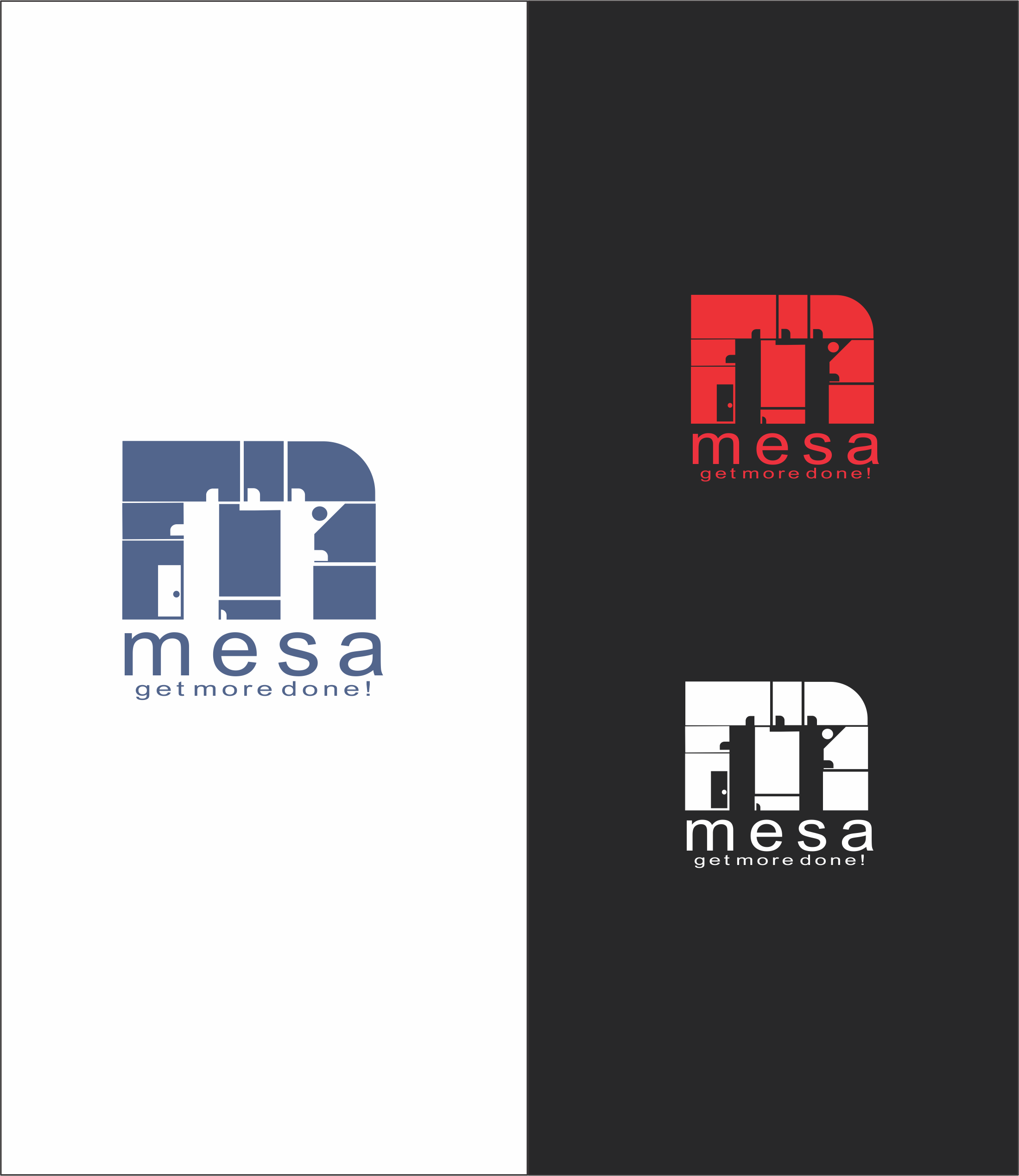 Logo Design by Private User - Entry No. 95 in the Logo Design Contest Logo Design for Mesa.