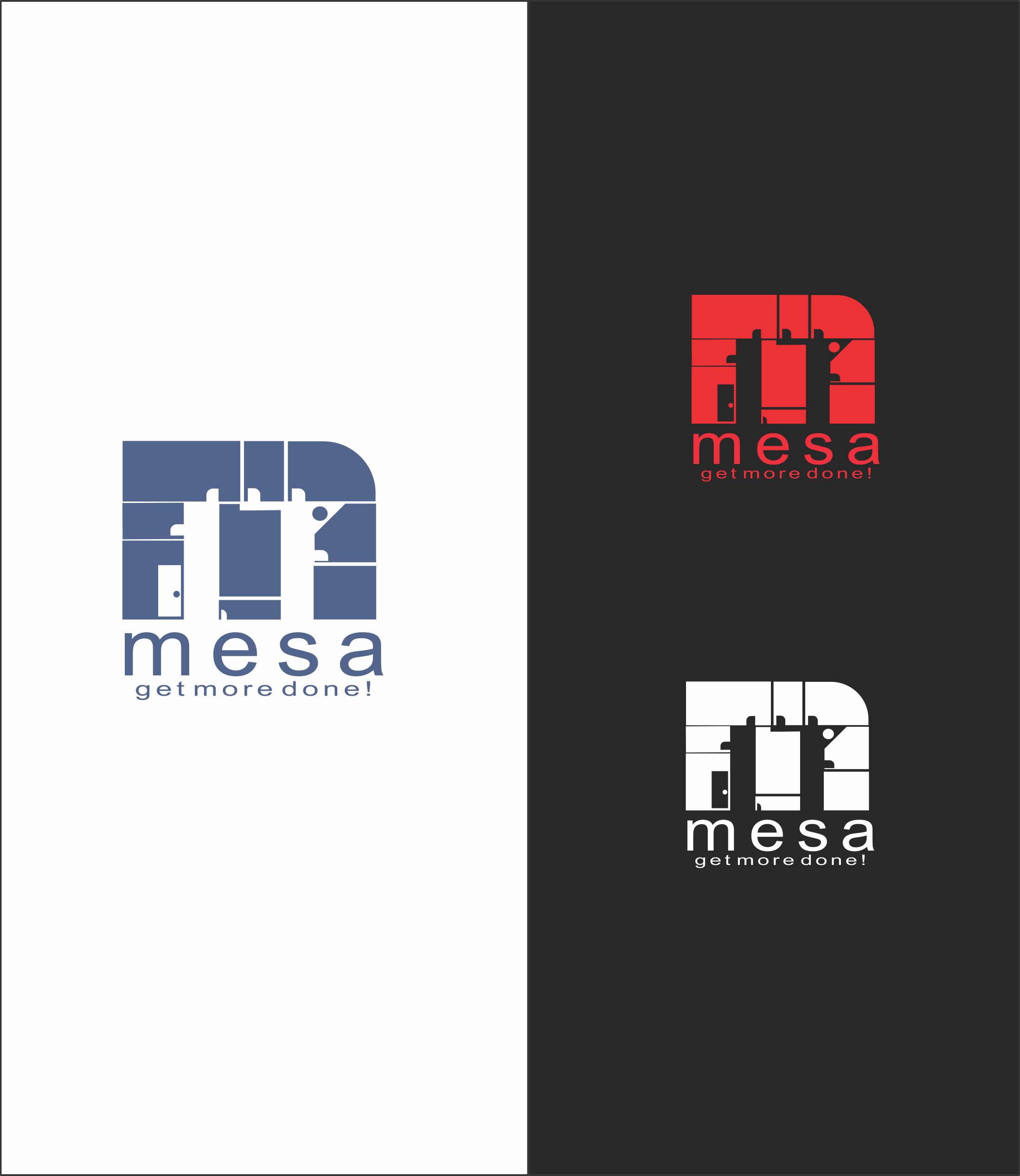 Logo Design by Private User - Entry No. 95 in the Logo Design Contest Logo Design for Mesa.