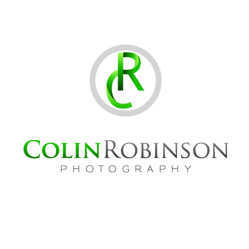 Logo Design by SilverEagle - Entry No. 56 in the Logo Design Contest Colin Robinson Photography.