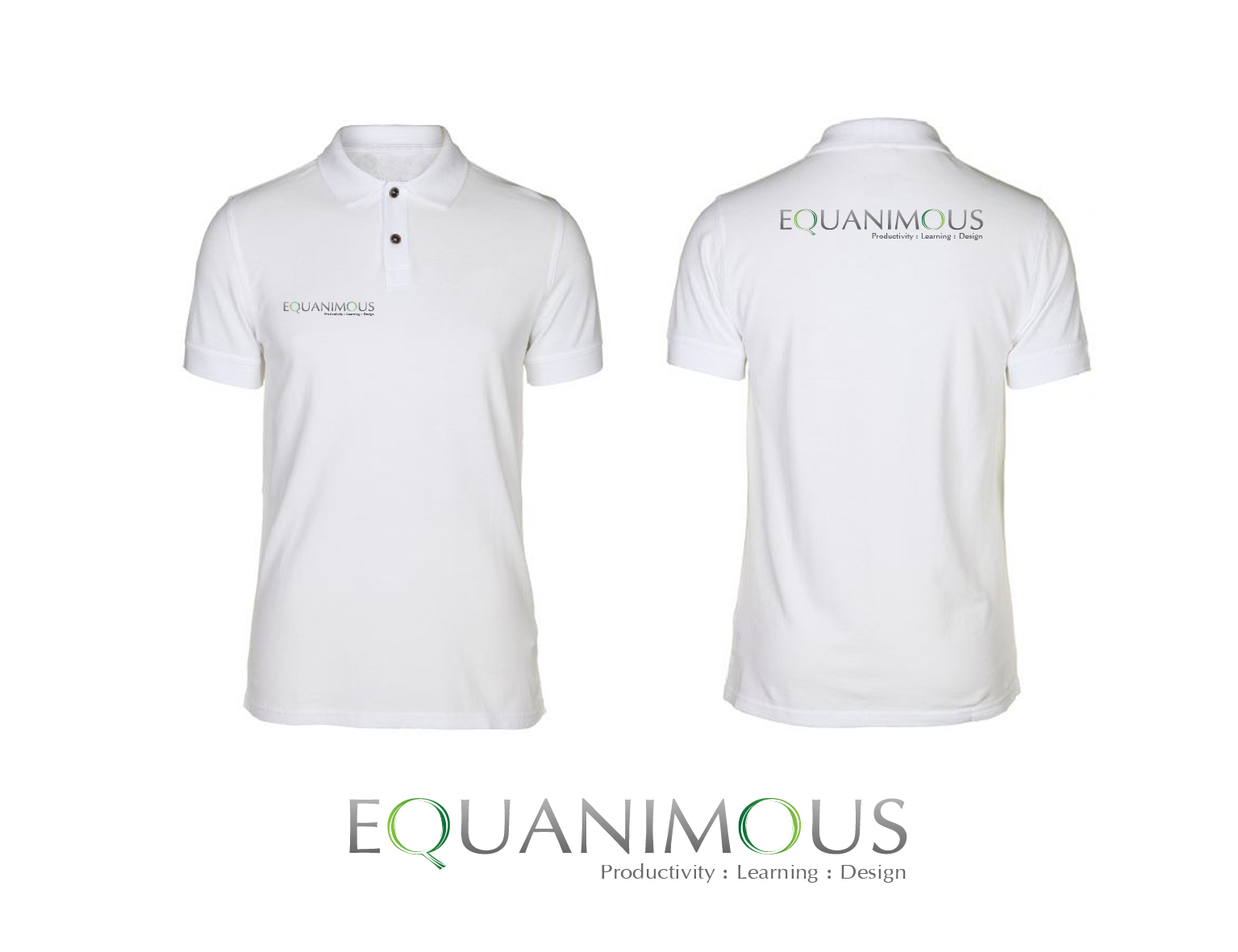 Logo Design by 3draw - Entry No. 502 in the Logo Design Contest Logo Design : EQUANIMOUS : Productivity | Learning | Design.