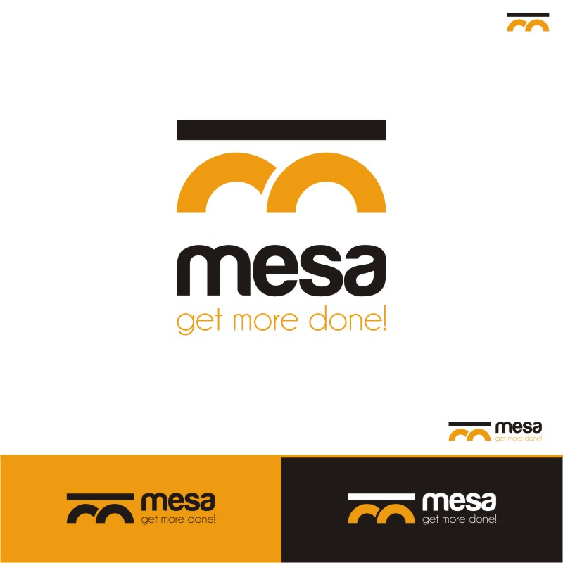 Logo Design by Private User - Entry No. 96 in the Logo Design Contest Logo Design for Mesa.