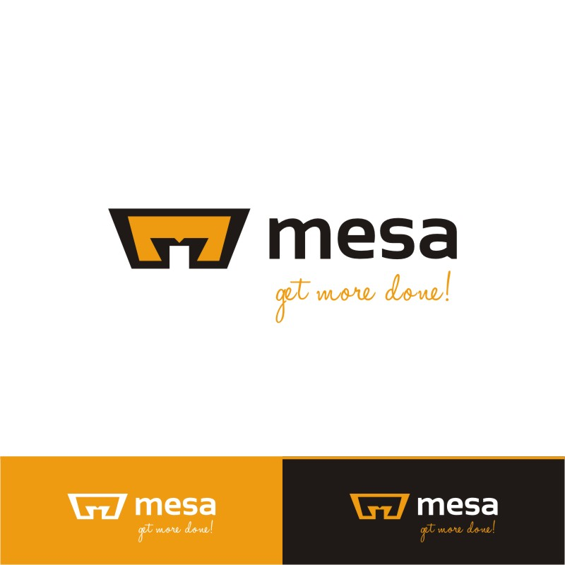 Logo Design by Private User - Entry No. 97 in the Logo Design Contest Logo Design for Mesa.