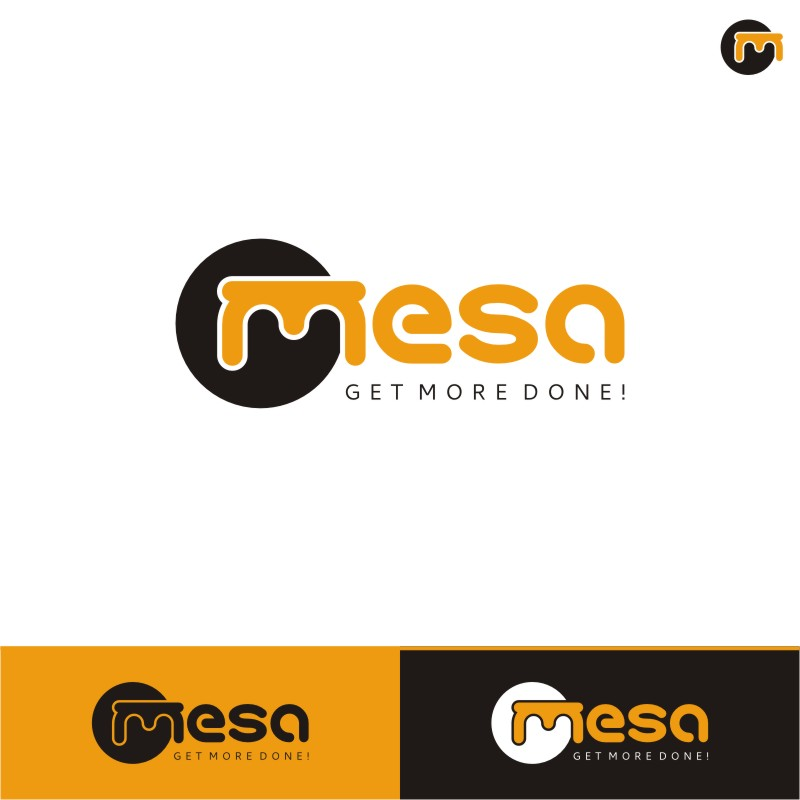 Logo Design by Private User - Entry No. 98 in the Logo Design Contest Logo Design for Mesa.