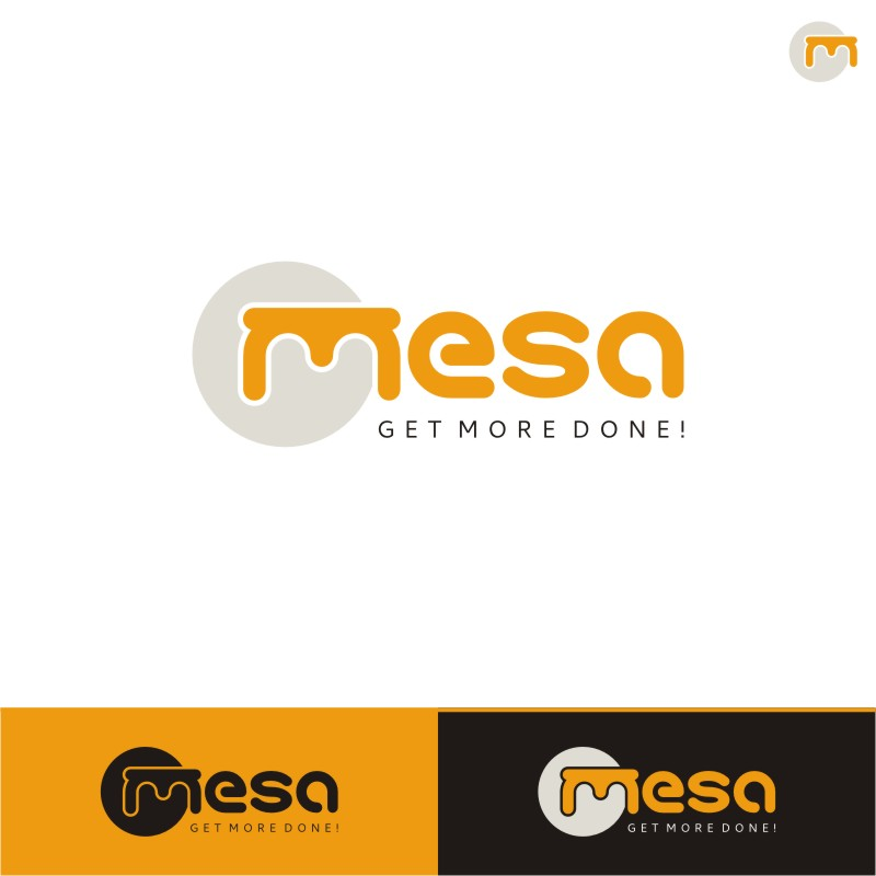 Logo Design by Private User - Entry No. 99 in the Logo Design Contest Logo Design for Mesa.