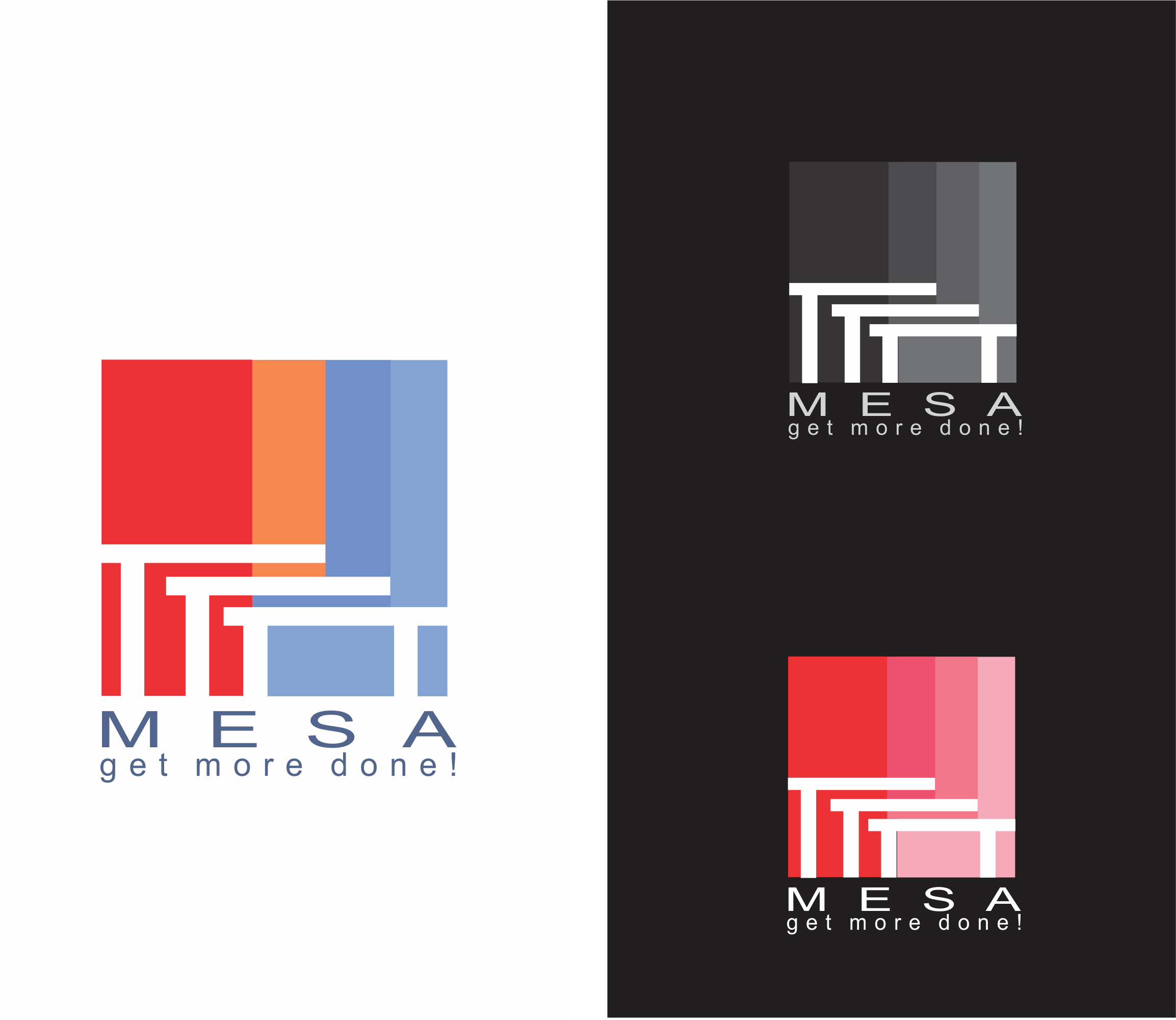 Logo Design by Private User - Entry No. 100 in the Logo Design Contest Logo Design for Mesa.