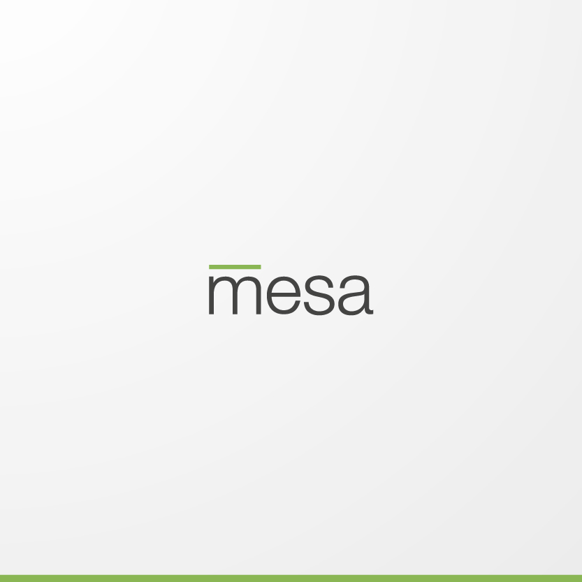 Logo Design by Alpar David - Entry No. 102 in the Logo Design Contest Logo Design for Mesa.