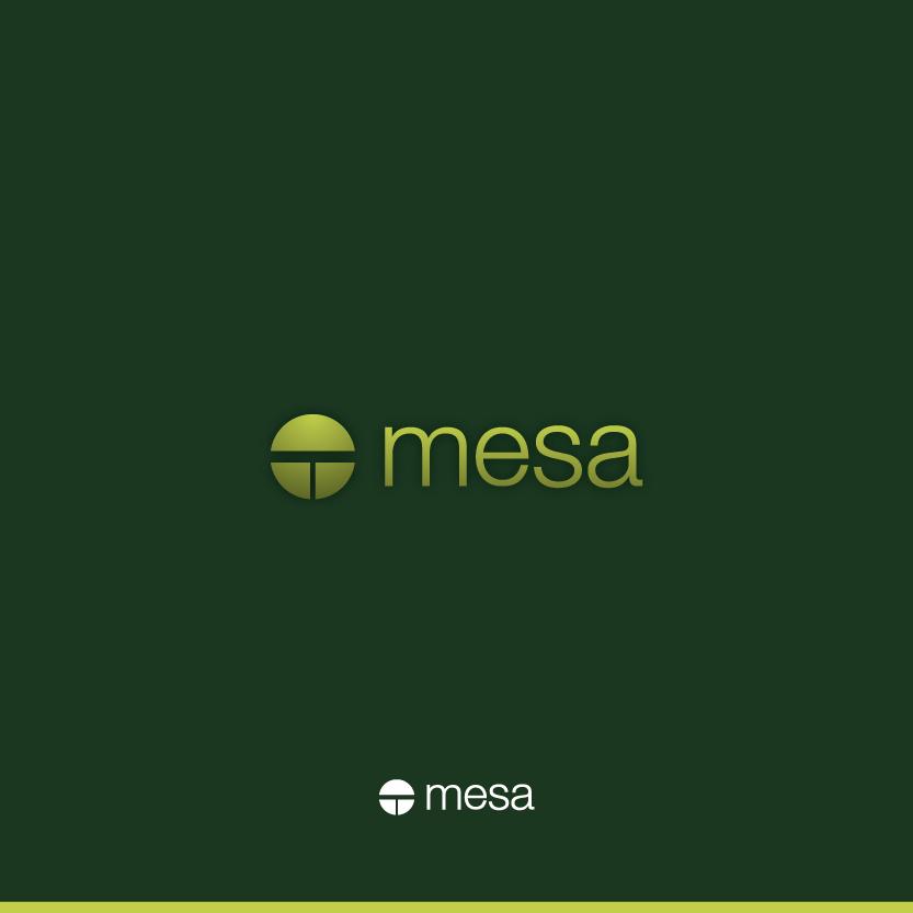 Logo Design by Alpar David - Entry No. 103 in the Logo Design Contest Logo Design for Mesa.