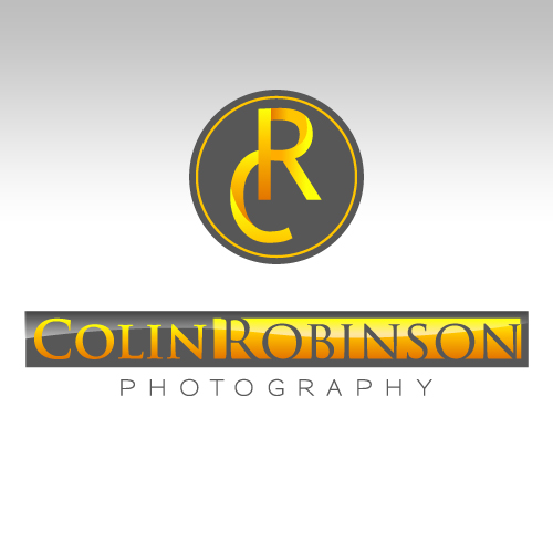 Logo Design by SilverEagle - Entry No. 59 in the Logo Design Contest Colin Robinson Photography.