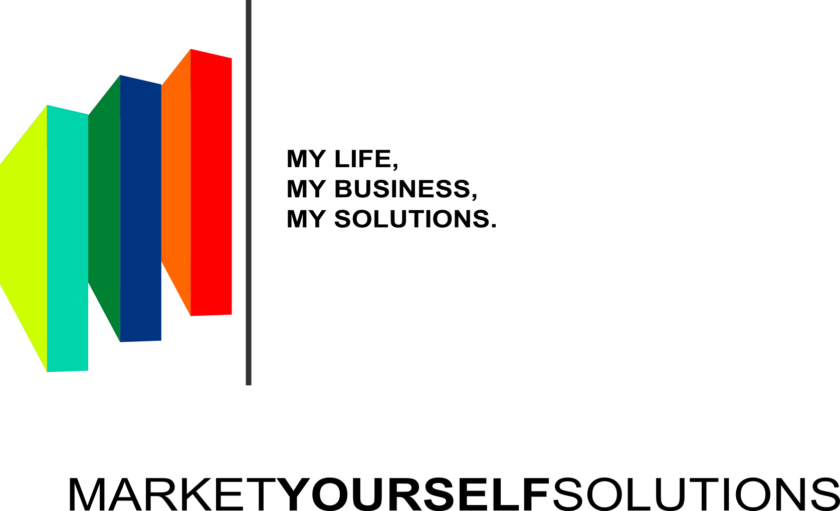 Logo Design by whoosef - Entry No. 16 in the Logo Design Contest Fun Logo Design for Market Yourself Solutions.