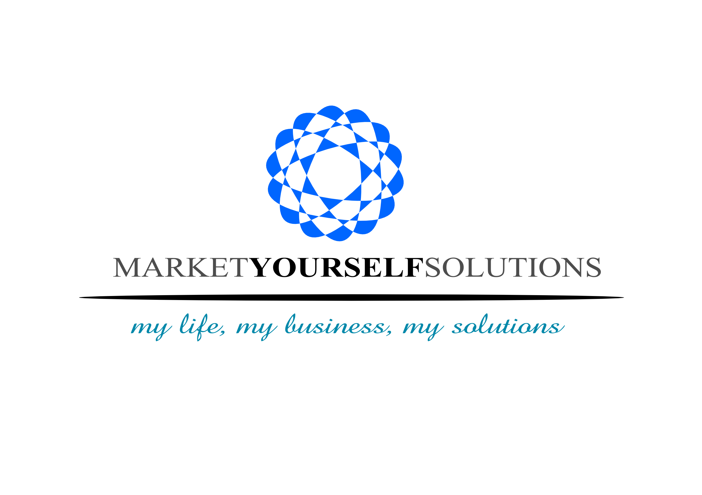 Logo Design by whoosef - Entry No. 17 in the Logo Design Contest Fun Logo Design for Market Yourself Solutions.