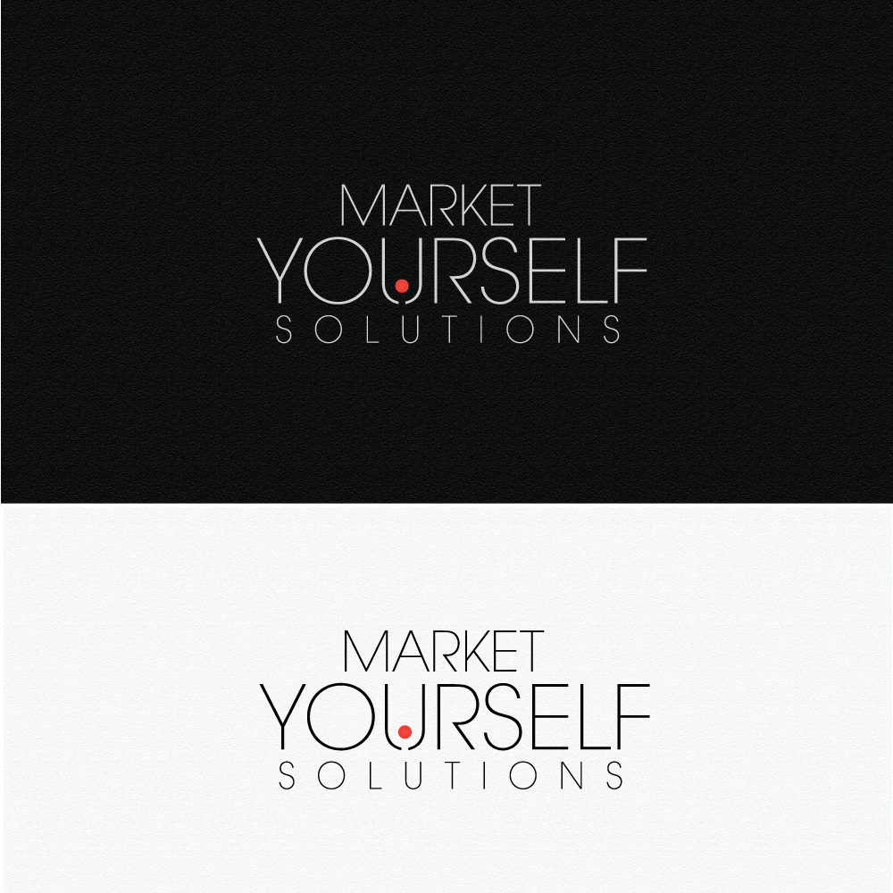 Logo Design by rockin - Entry No. 20 in the Logo Design Contest Fun Logo Design for Market Yourself Solutions.