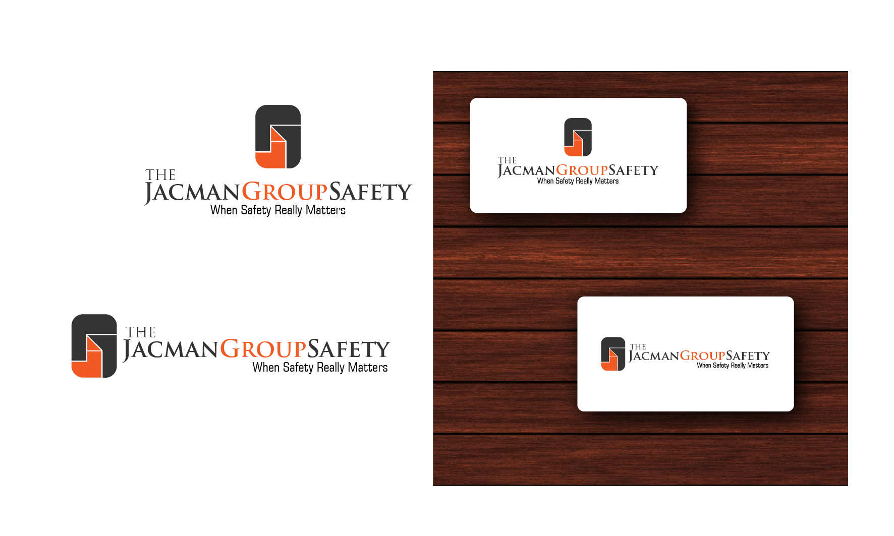 Logo Design by 3draw - Entry No. 53 in the Logo Design Contest The Jacman Group Logo Design.