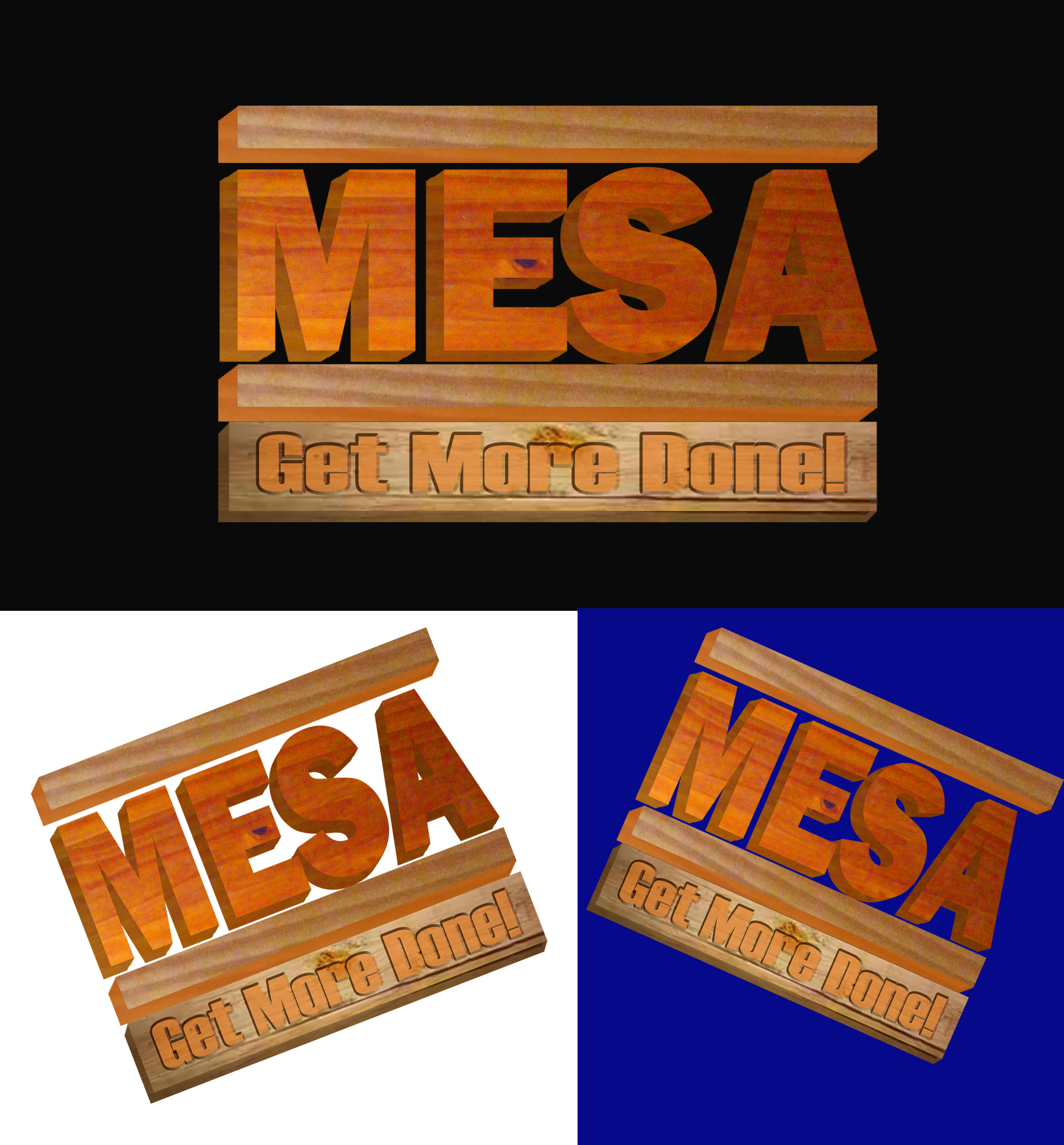 Logo Design by Arqui ACOSTA - Entry No. 105 in the Logo Design Contest Logo Design for Mesa.