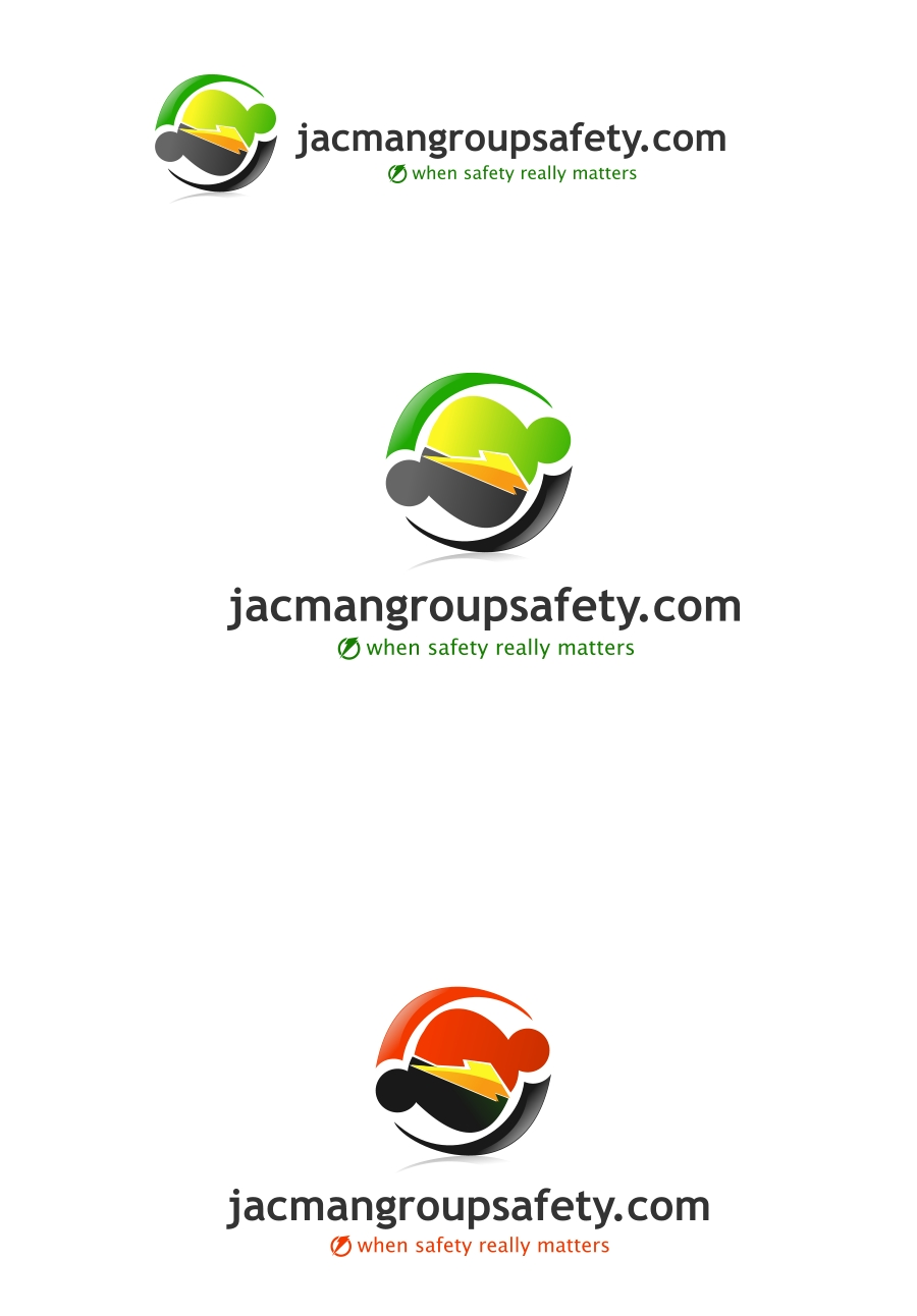 Logo Design by Private User - Entry No. 54 in the Logo Design Contest The Jacman Group Logo Design.