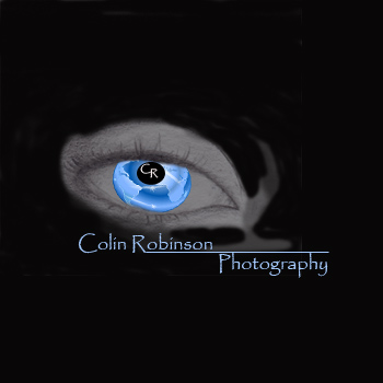 Logo Design by Saunter - Entry No. 64 in the Logo Design Contest Colin Robinson Photography.