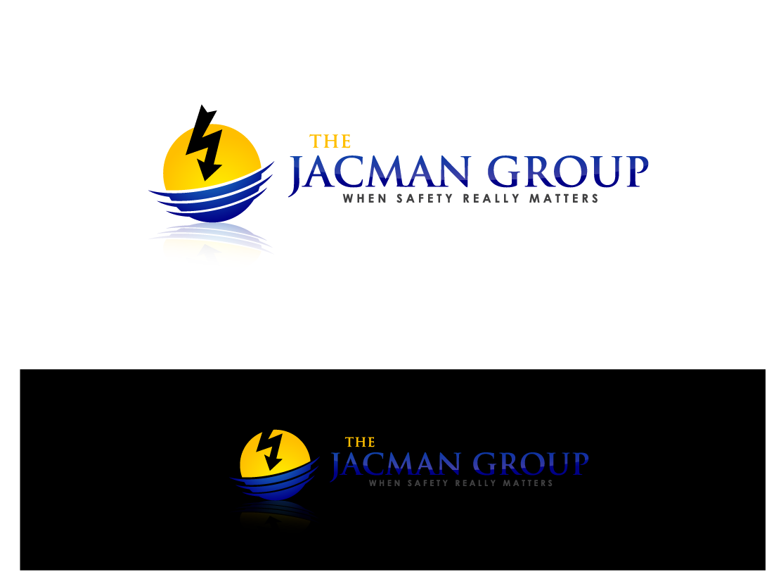 Logo Design by Private User - Entry No. 55 in the Logo Design Contest The Jacman Group Logo Design.