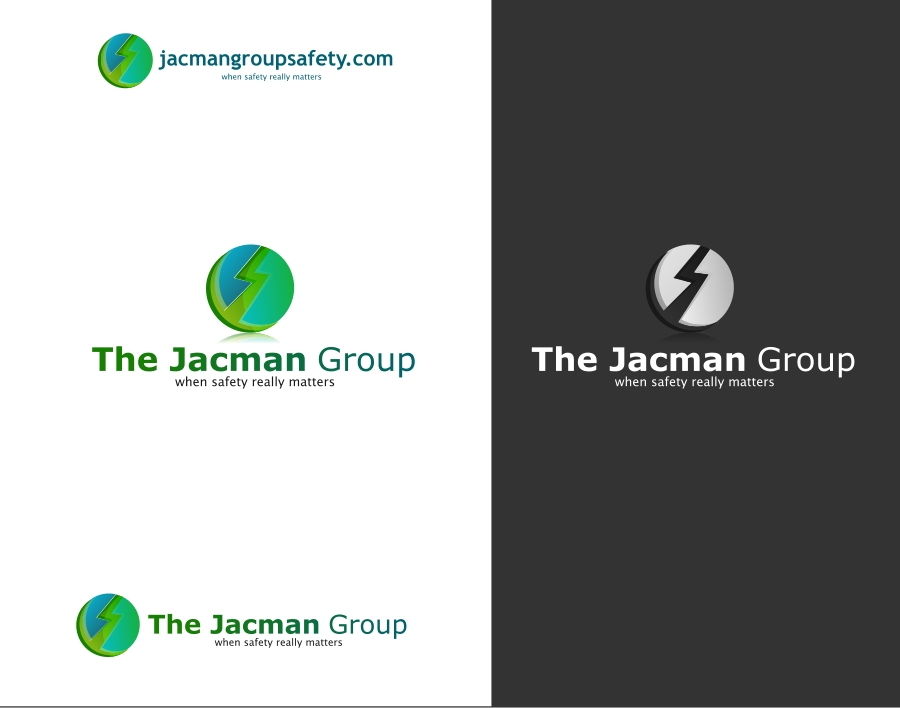 Logo Design by Private User - Entry No. 56 in the Logo Design Contest The Jacman Group Logo Design.