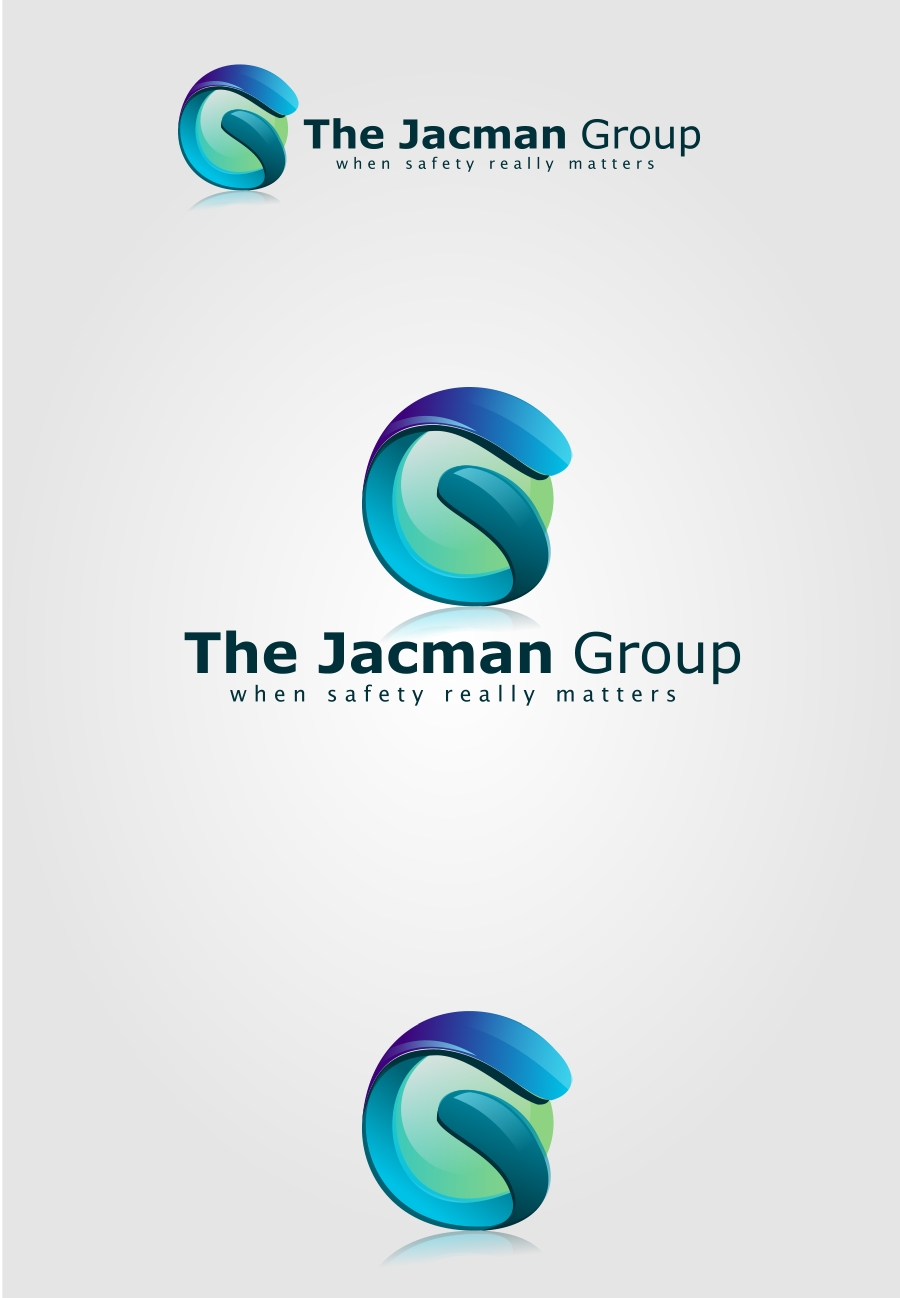 Logo Design by Private User - Entry No. 57 in the Logo Design Contest The Jacman Group Logo Design.