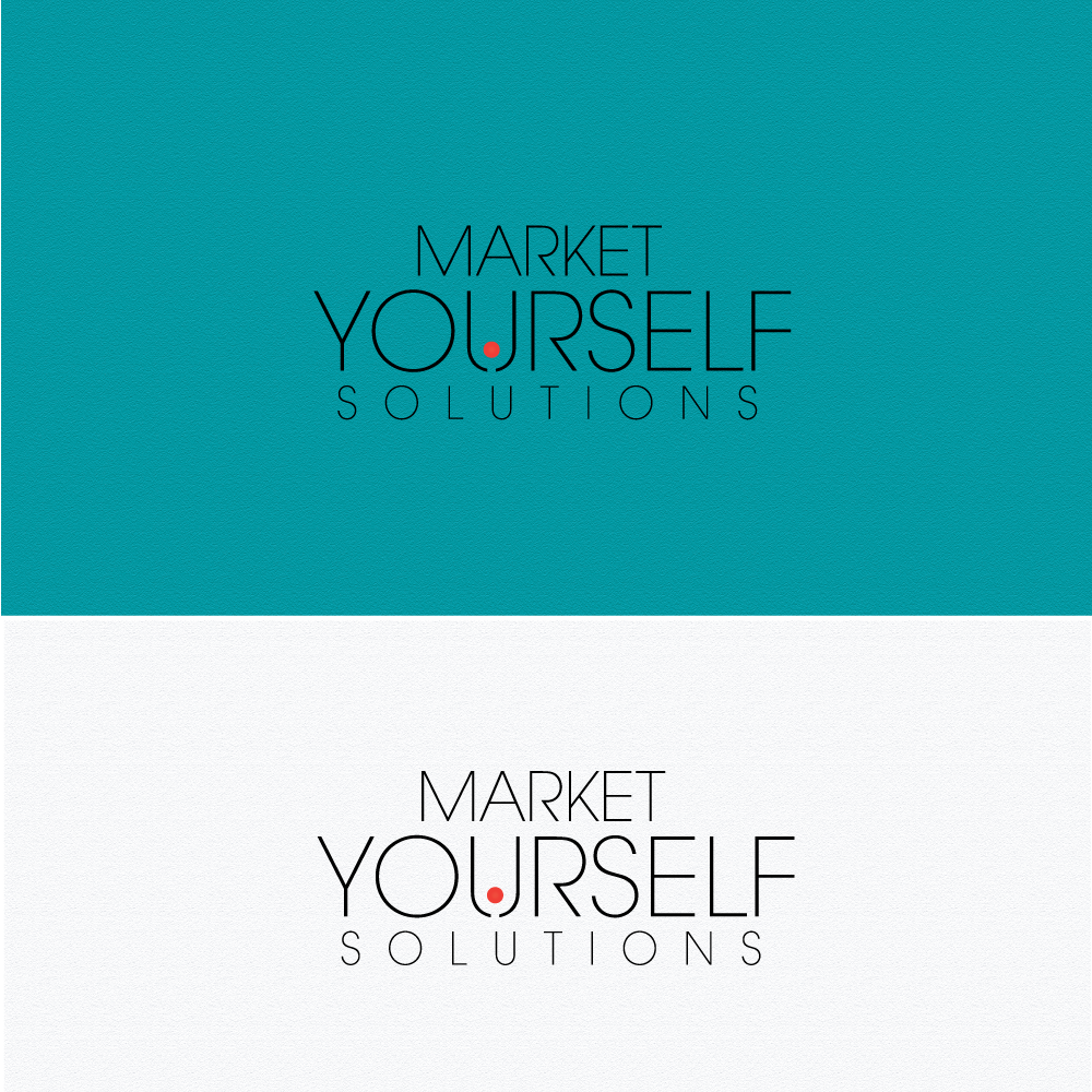 Logo Design by rockin - Entry No. 21 in the Logo Design Contest Fun Logo Design for Market Yourself Solutions.