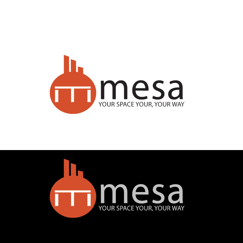 Logo Design by Private User - Entry No. 109 in the Logo Design Contest Logo Design for Mesa.