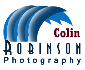 Logo Design by frosty - Entry No. 66 in the Logo Design Contest Colin Robinson Photography.
