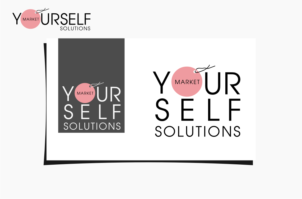 Logo Design by graphicleaf - Entry No. 23 in the Logo Design Contest Fun Logo Design for Market Yourself Solutions.