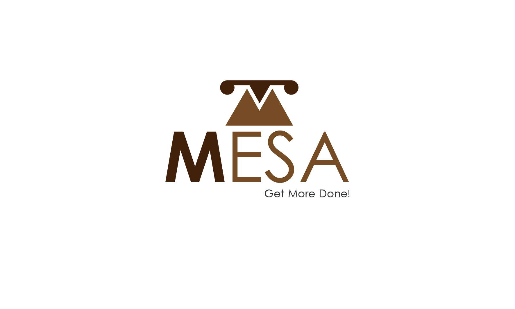 Logo Design by 3draw - Entry No. 110 in the Logo Design Contest Logo Design for Mesa.