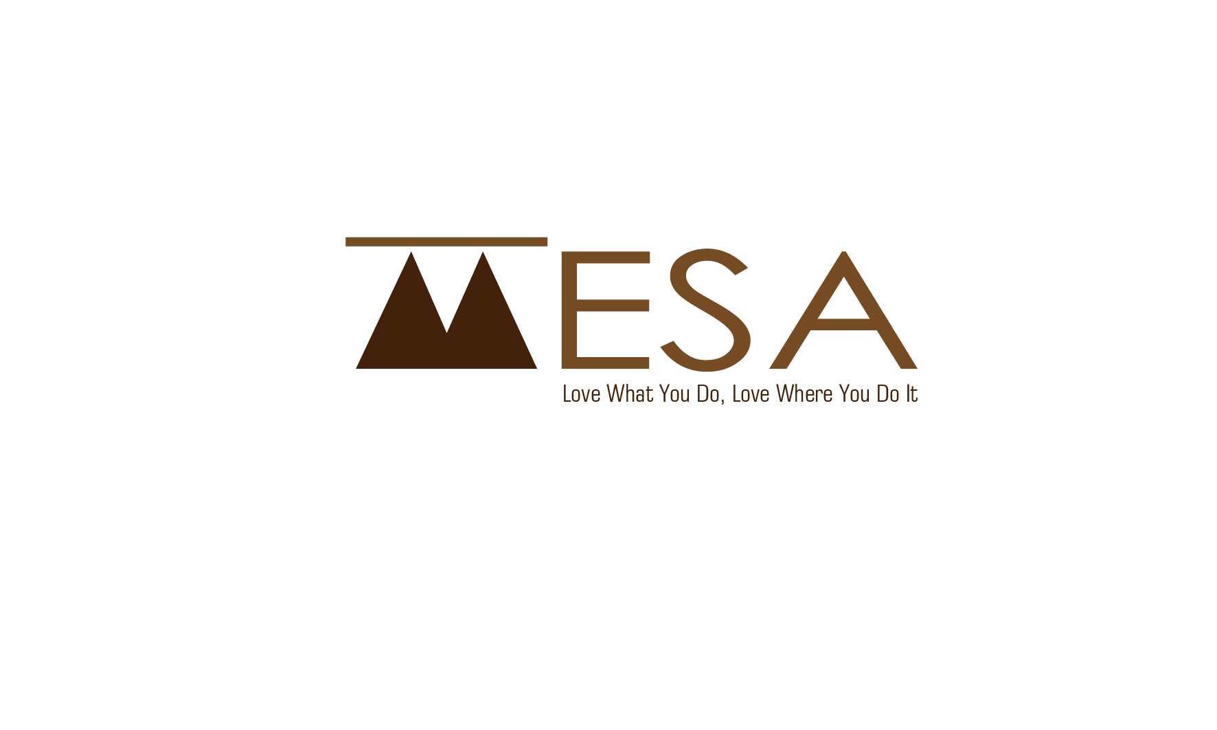 Logo Design by 3draw - Entry No. 111 in the Logo Design Contest Logo Design for Mesa.