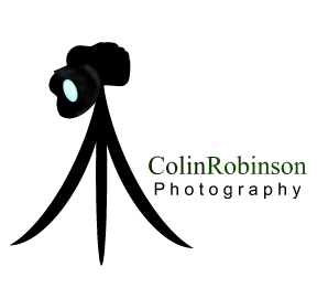 Logo Design by frosty - Entry No. 69 in the Logo Design Contest Colin Robinson Photography.