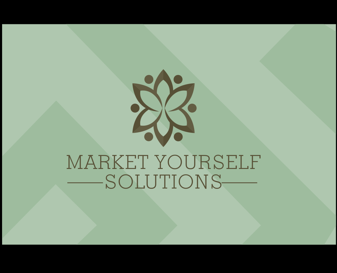 Logo Design by edwin123 - Entry No. 26 in the Logo Design Contest Fun Logo Design for Market Yourself Solutions.
