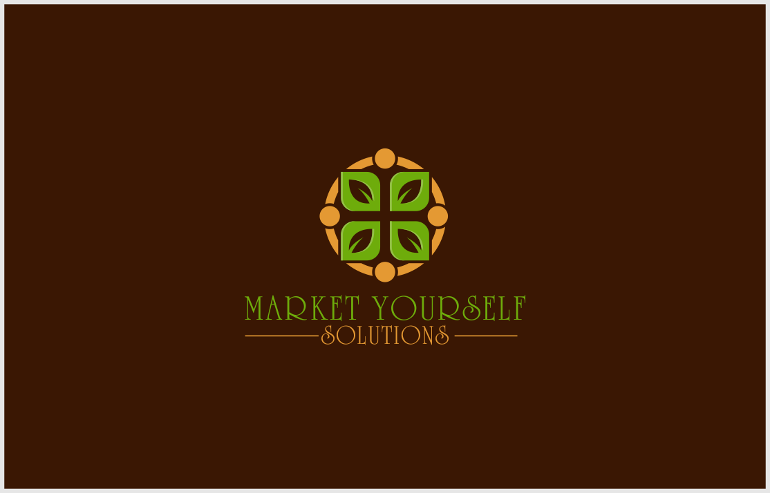 Logo Design by edwin123 - Entry No. 27 in the Logo Design Contest Fun Logo Design for Market Yourself Solutions.