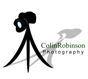 Logo Design by frosty - Entry No. 70 in the Logo Design Contest Colin Robinson Photography.